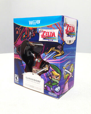 The Legend of Zelda Wind Waker HD Limited Collectors Edition WII U