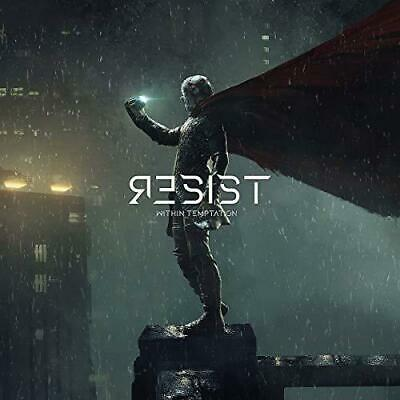 Resist, Within Temptation CD , New, FREE & Fast Delivery