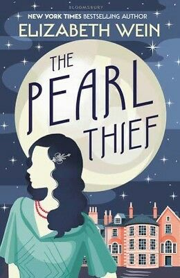 Signed Book - The Pearl Thief Book by Elizabeth Wein (Possible 1st Edition)