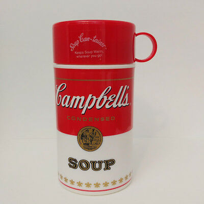 Campbell's Soup Con-tainer / Thermos