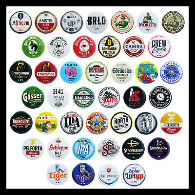 'Beer Badges' for The Sub and Sub Compact by KRUPS. Custom Beer Signs & Logos.