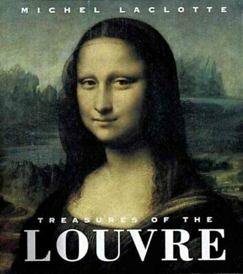 Tiny Folio: Treasures of the Louvre by Michel Laclotte and Abbeville Press...