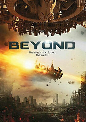 Beyond (DVD, 2014) - Disc Only