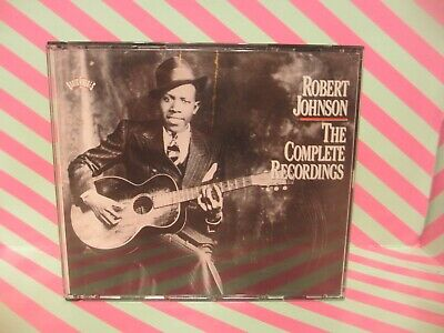 ROBERT JOHNSON The Complete Recordings 2 CD SET C2K64916