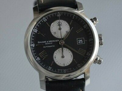 89578e60142 BAUME   MERCIER Classima Executive XL Chronograph Automatic ref ...