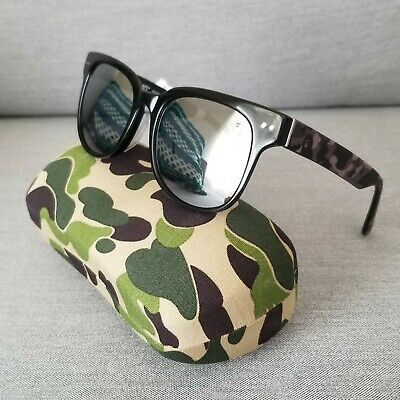9d2ec01a79 A Bathing Ape BAPE BS13046 Sunglasses (Black Grey) - New with Box Hypebeast