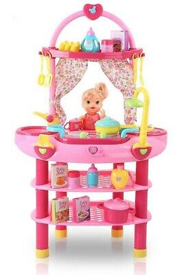 Baby Alive Cook footN Care 3 in 1 Set