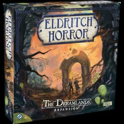 Fantasy Flight Games Boardgame Eldritch Horror - The Dreamlands Box SW