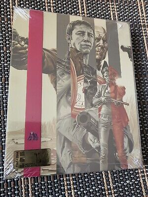 New Looper On Blu-Ray+Dvd Mondo Steelbook! Varient Edition Limited 2044! Sealed