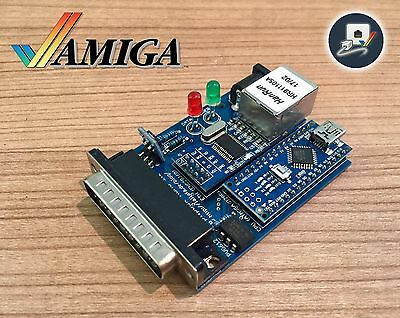 Amiga Plipbox Deluxe ( Ethernet / Internet Network Adapter )