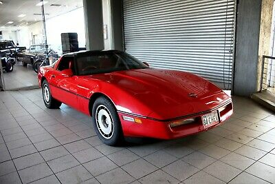 1984 CHEVROLET CORVETTE COUPE AUTOMATIC 02 9479 9555 Easy Finance TAP