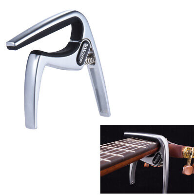 Advanced Guitar Capo Quick Change Tune Clamp Acoustic Electric Guitar New H9S6