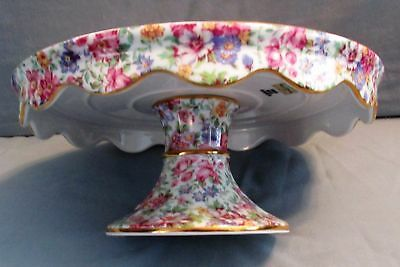 Royal Cotswolds Chintz China Cake Stand
