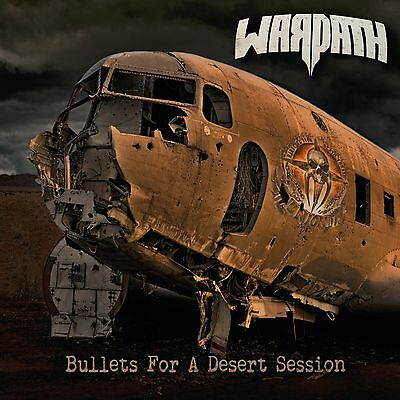 WARPATH - Bullets For A Desert Session - CD - 200969
