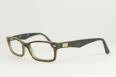 56913e056ca9a RAY-BAN eyeglasses glasses frame RB 5206 2445 52-18 140 havana brown NO