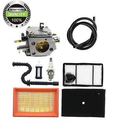 Carburetor Kit Air filter NEW 42231200650 For STIHL TS400 Concrete Cut-Off Saw