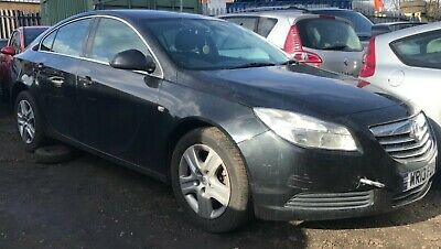 VAUXHALL INSIGNIA EXCLUSIV,2013,2.0 CDTi, DIESEL,AUTOMATIC,FOR SPARES OR REPAIRS
