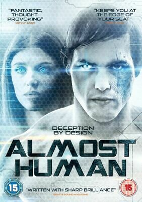 Almost Human 2016 DVD - Brand New & Sealed - Sci-Fi Thriller