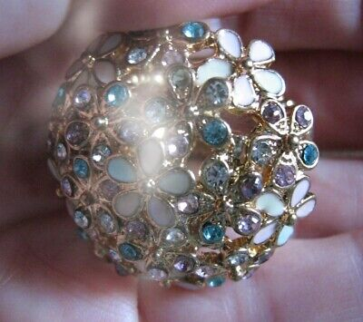 Vintage Paranormal Spirit Ring $ MARID $ EXTREME WEALTH RICHES CARS HOUSE & MORE