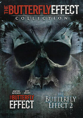 The Butterfly Effect / The Butterfly Effect 2 (DVD, 2009) - Disc Only