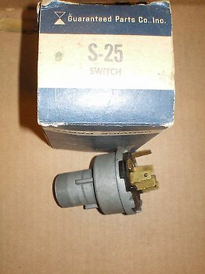 Nors 1957 Chevrolet 1958-59 Corvette Ignition Switch 1116547