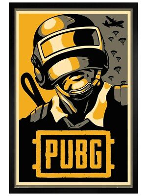 PlayerUnknown/'s Battlegrounds PUBG Born To Loot Maxi Poster 61x91.5cm Game