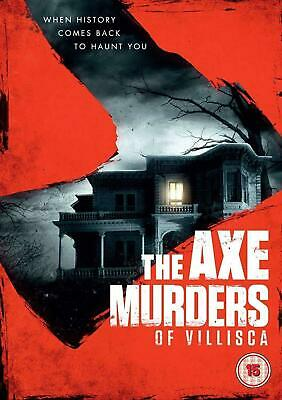 The Axe Murders of Villisca (DVD) New and Sealed - Horror Thriller