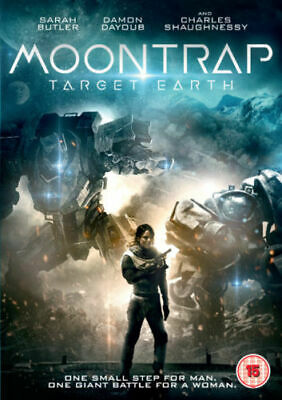 Moontrap - DVD - New & Sealed - Sci-Fi