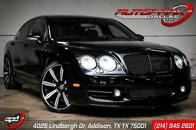 2007 Bentley Continental Flying Spur Mansory Mulliner Mansory FS63 Edition, Low Miles, Exhaust, Mulliner Package! We finance!