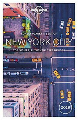Lonely Planet Best of New York City 2019 (Travel Guide) by Balkovich, Robert,St