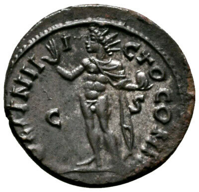 CONSTANTINE THE GREAT (315 AD) AE Follis. Rome #MA 1560