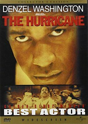 The Hurricane (DVD, 2000, Collector's Edition, Widescreen) - Disc Only
