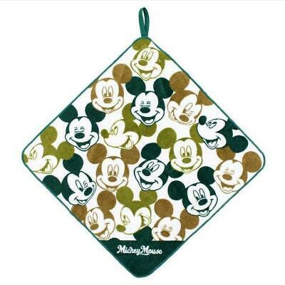 Disney Mickey Mouse Looped Towel Camoufla System