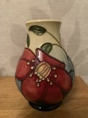 Moorcroft Training Vase 7/3 Shape