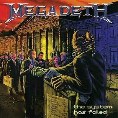 Megadeth - System Has Failed (2019 Remaster) [New CD]