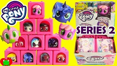 2X MY LITTLE Pony Fashems Series 9 Mystery Capsules Lot Of 2