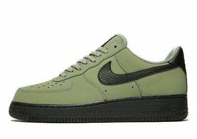 separation shoes 26427 af3a3 Nike Air Force 1  07 Dark Stucco Suede Trainers UK 9.5   Brand New