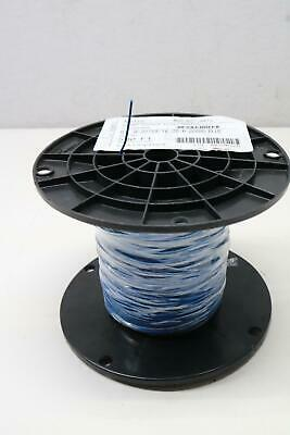 500' Roll Anxiter Wire Mil-W-22759 / 16-20-6 20AWG Blue 600V Tefzel Insulated