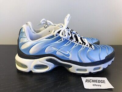 cheap for discount a0ade 230a4 NIKE AIR MAX PLUS TN RARE 2005 UNIVERSITY BLUE SIZE 11 100% AUTHENTIC
