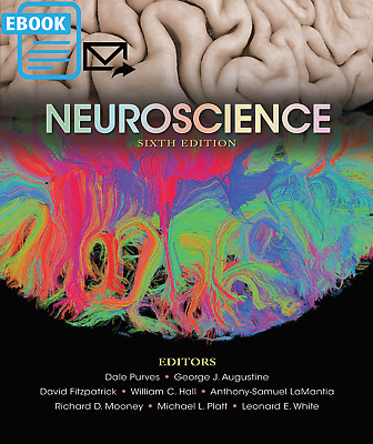 Neuroscience 6th edition (2018) by Dale Purves [PDF] EB00K