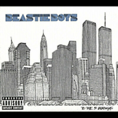 Beastie Boys - To the 5 Boroughs [New CD] Explicit, Enhanced, Digipack Packaging