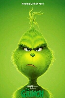 Dr. Seuss' THE GRINCH 2019 (DVD) **see details