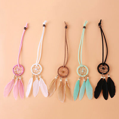 Handmade Fashion Dream Catcher Room Craft Ornament Car Hanging Decoration MH