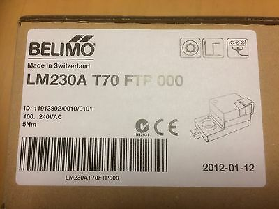 Belimo LM230A T70 FTP 000