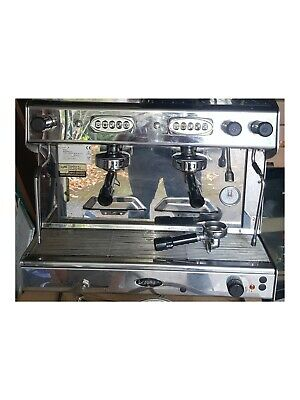 Brasilia Gradisca Commercial Coffee Machine, inc coffee grinder & knock drawer