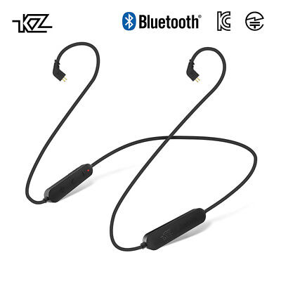 Waterproof Bluetooth Cable Wireless Detachable Cord for KZ Bluetooth Headphone