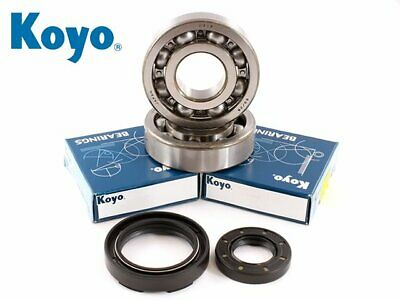 Yamaha WR 250 1991 - 1997 Koyo Crank Shaft Bearing & Seal Kit