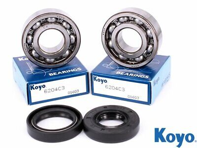 Yamaha YZ 50 1980 - 1980 Koyo Crank Shaft Bearing & Seal Kit