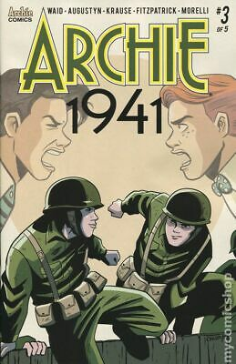 Archie 1941 (Archie) #3B 2019 Charm Variant VF Stock Image