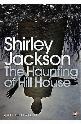 The Haunting of Hill House (Penguin Modern Classics) by Shirley Jackson, Paperba